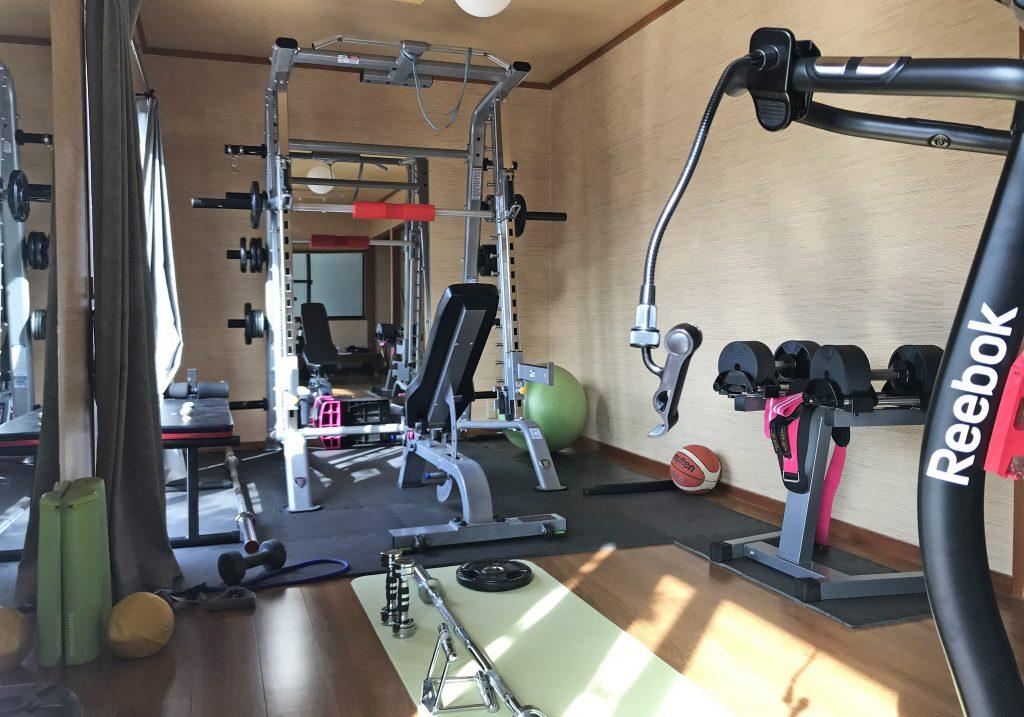 杉の子トレーニングルーム
